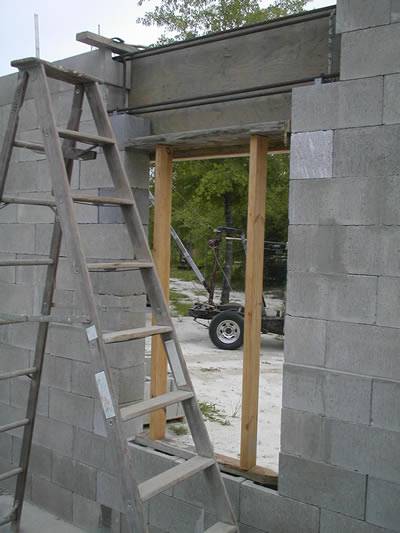 Building The House